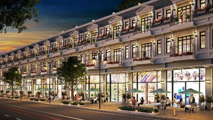 Shophouse Vinpearl Tuyên Quang