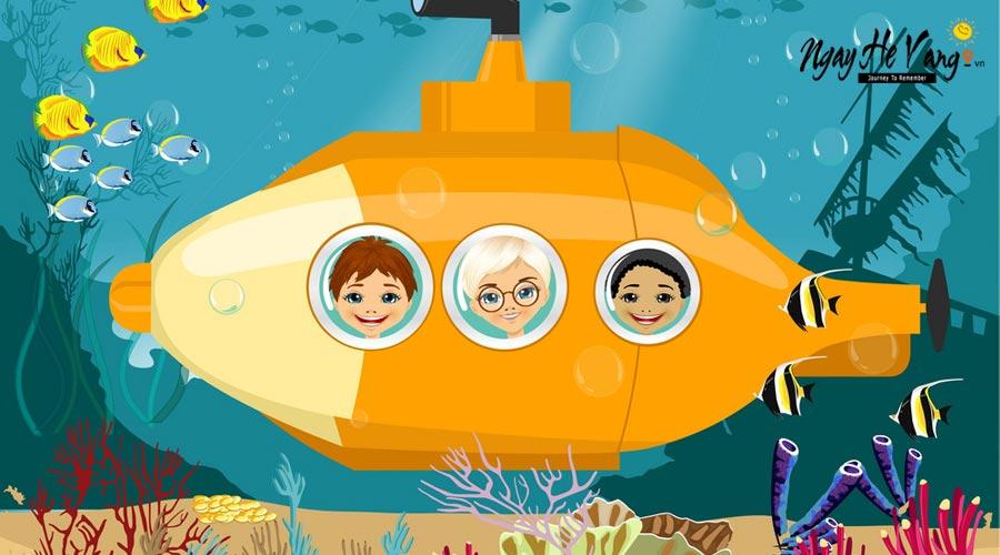 tàu ngầm Vinpearl