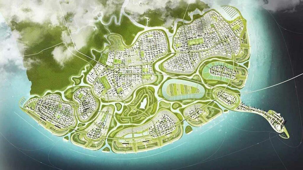 Khu đô thị lấn biển Vinhomes Cần Giờ