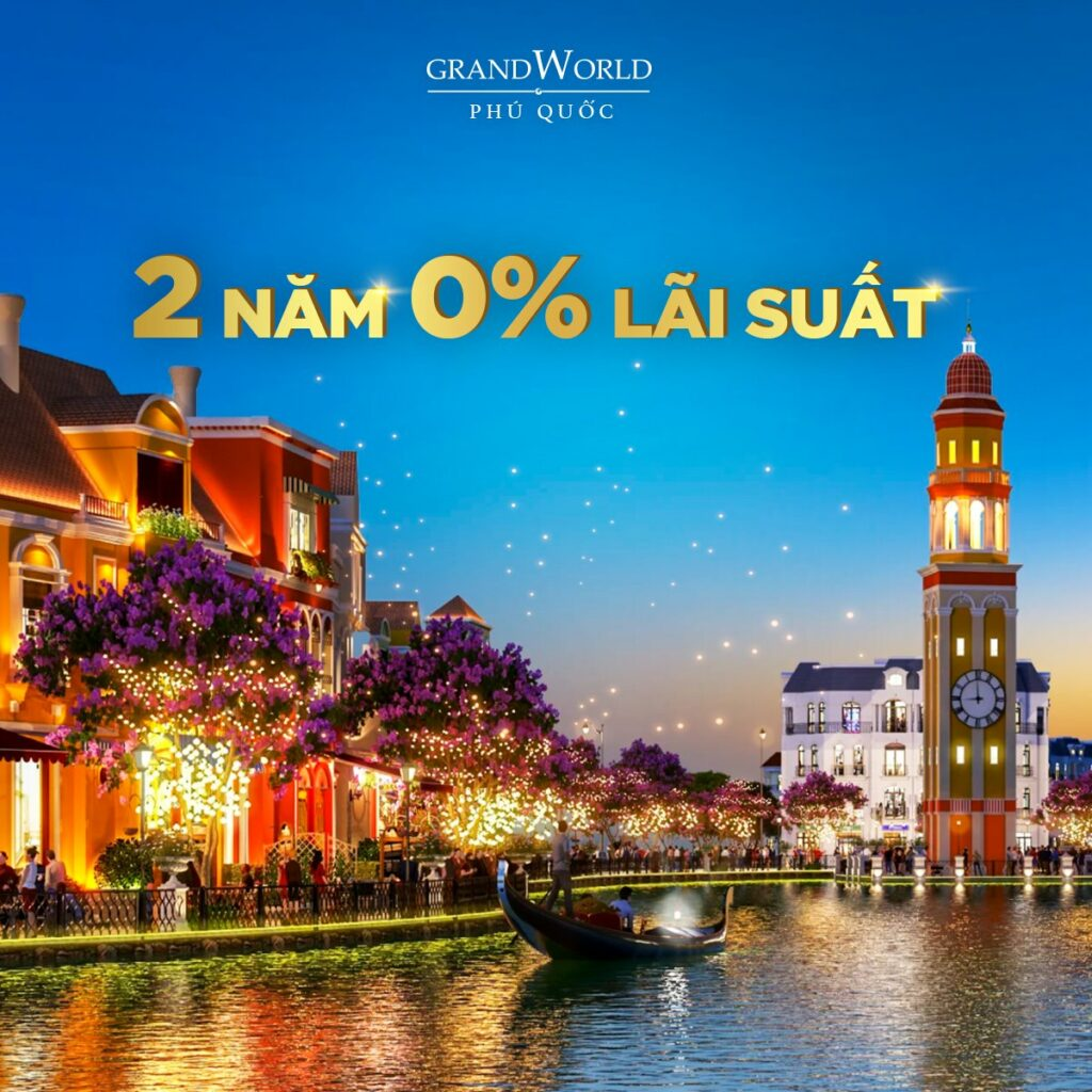 grand world mua tra gop 2 nam khong lai suat