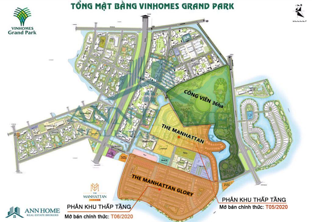 Tong mat bat thap tang Vinhomes Grand Park (The Mahattan Glory Vinhomes Grand Park)
