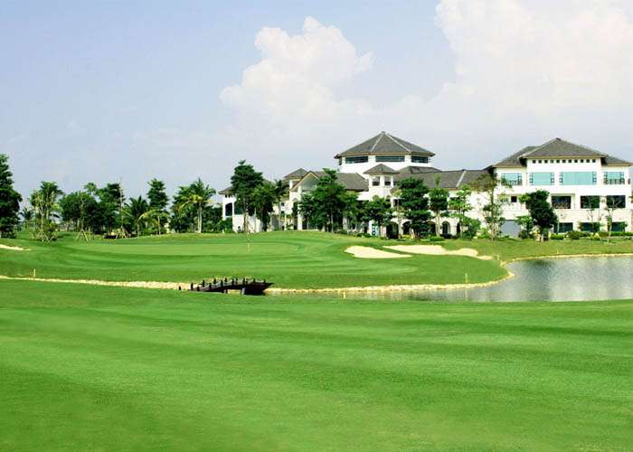 Clubhouse Vinpearl Golf Phú Quốc